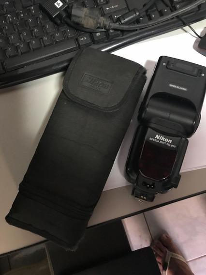 Flasch Sb Nikon 900 Ttl