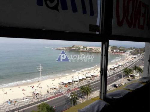 Kitnet/conjugado À Venda, Copacabana - Rio De Janeiro/rj - 7912