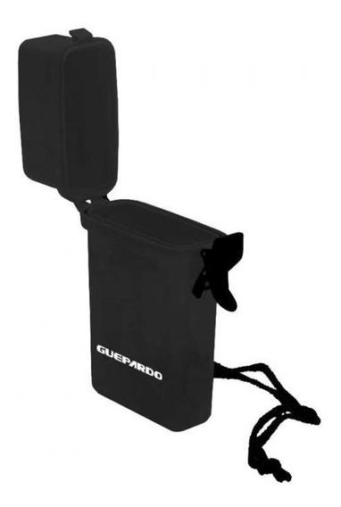 Porta Objetos Impermeável Mobile Xg Preto - Guepardo