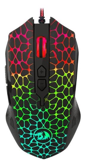 M716 - Mouse Gamer Redragon Inquisitor Chroma Rgb M716