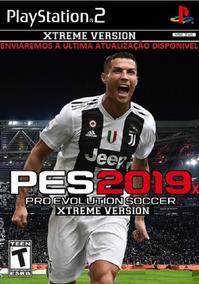Pes2019 Dvd Playstation2 Ps2 Play2