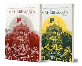 Mahabharata - Em 02 Volumes - Livro Lançamento