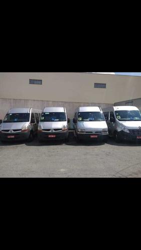 Locação De Vans Executivas Sp À Partir De R$200,00 Até 3xs/j