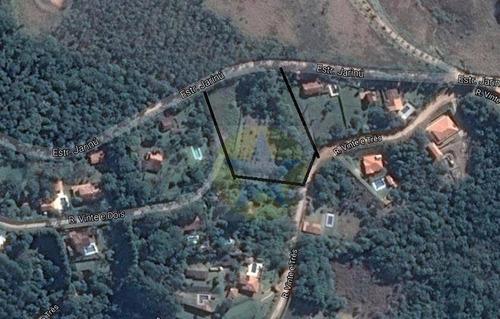 Imagem 1 de 1 de Terreno À Venda, 1500 M² Por R$ 195.000,00 - Portão - Atibaia/sp - Te0407