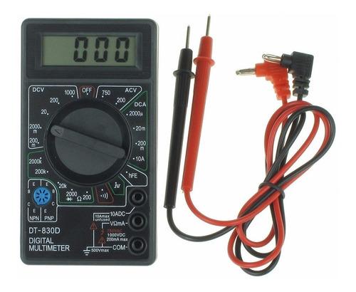 Multimetro Digital Fullenergy Dt830d Tester Electronica