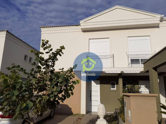Casa Com 3 Dormitórios Para Alugar, 125 M² Por R$ 2.500,00/mês - Village Imperial Residence - São José Do Rio Preto/sp - Ca2685