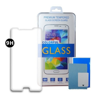 Mica De Cristal Templado 9h Samsung Galaxy Note 5 + Kit