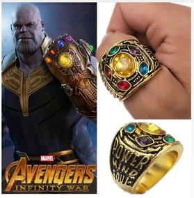 Anel Vingadores Thanos Ultimato