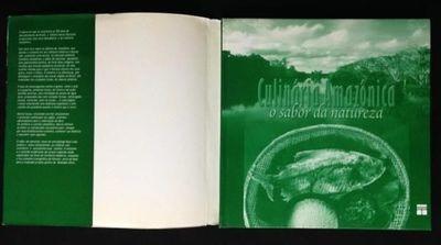 Culinária Amazônica - O Sabor Da Natureza Arthur Bosisio