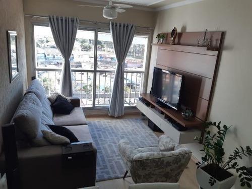 Imagem 1 de 24 de Apartamento No Condomínio Portal De Jundiaí - 100 Metros.  08°andar. - Ap06276 - 69536205