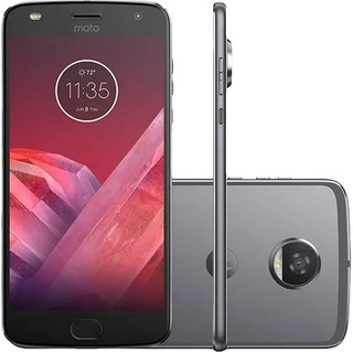 Motorola Moto Z2 Play Usado Na Caixa
