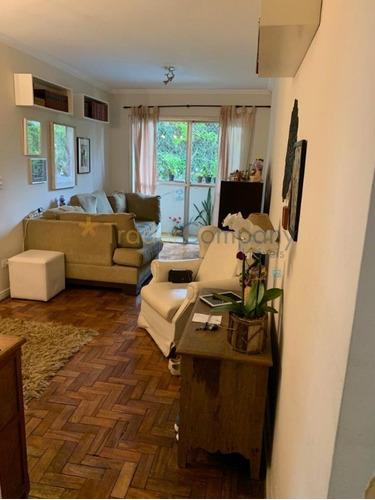 Imagem 1 de 22 de Sumarezinho 2 Dormitorios/suite 74,00m² 2 Vagas R$720.000,00 - Ao Lado Do Metro Vila Madalena - Ap01471