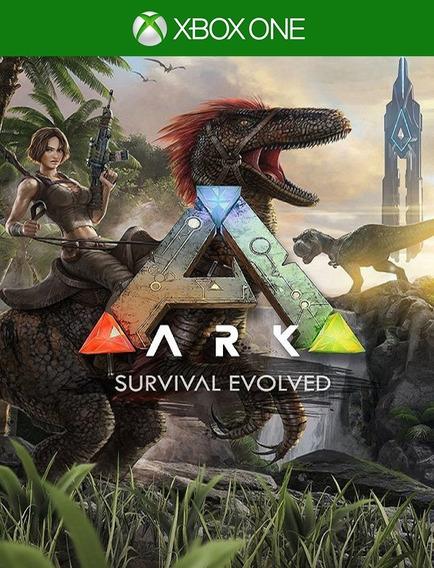 Ark Survival Evolved Xbox One - 25 Dígitos (envio Flash)