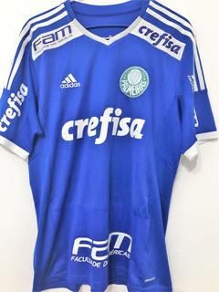 Camisa Palmeiras Brasileiro 2018 Usada Em Jogo F. Prass