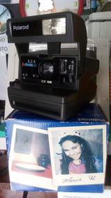 Camera Polaroid Closeup 636 Nova Na Caixa