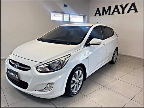 Amaya Hyundai Accent Gls 1.4i Automatico Extra Full Año 2015