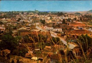 Ati-0802- Postal Irati, P R- Vista Panoramica