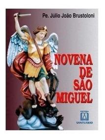 Livro Da Novena São Miguel Arcanjo