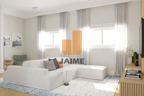 Apartamento Reformado No Jardim América Reformado 108 M2 Sendo 3 Dormitórios, 1 Suíte E 1 Vaga!!! - Bi4409