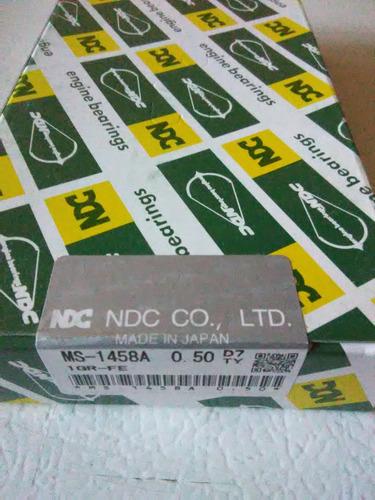 Conchas De Bancada Ndc Para Toyota 4runner Kabac 4.0 1gr