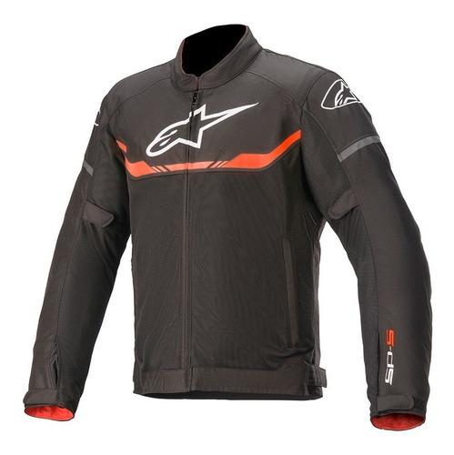 Jaqueta Motociclista Alpinestars T Sps Air Ventilada Verão