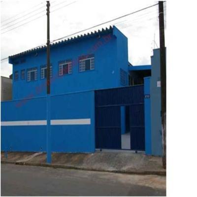 Venda - Salão Industrial - Jardim Pérola - Santa Bárbara D