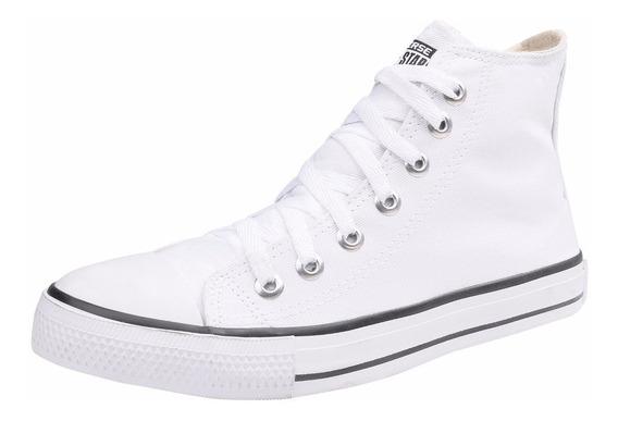 Tênis Converse All Star Ct Cano Alto Bota Branco Off White