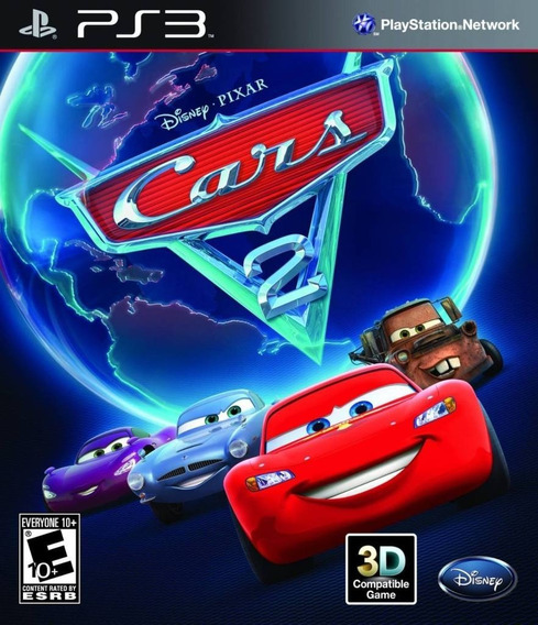 Carros 2 The Videogame Ps3