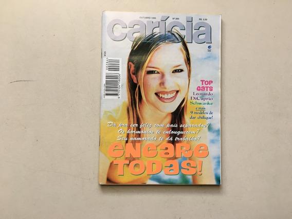 Revista Carícia 264 Moda Cabelo Leonardo Dicaprio J757
