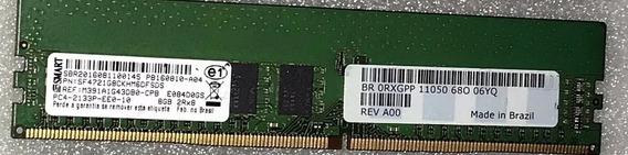 Memória Ddr4 8gb 2133mhz Smart 2rx8 Desktop Pc