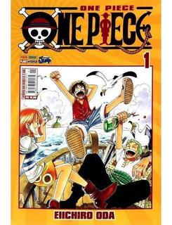 Manga One Piece Volume 1 Raro