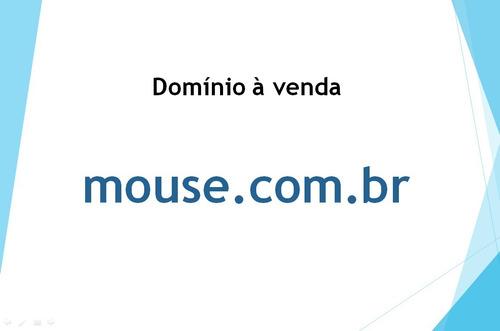 Imagem 1 de 2 de Domínio Mouse Com Br