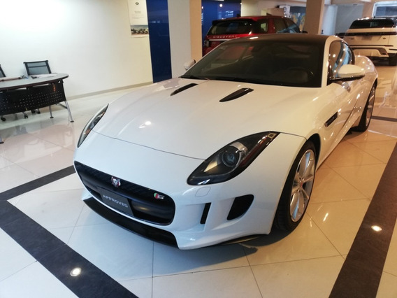 Jaguar F-type 3.0 S Coupe At 2016
