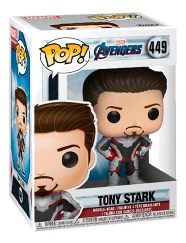 Funko Pop Tony Stark Iron Man Thanos Spiderman Avenger