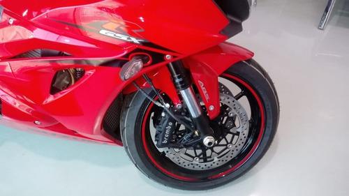 Suzuki Gsx-r 1000a Vermelha Zero Km