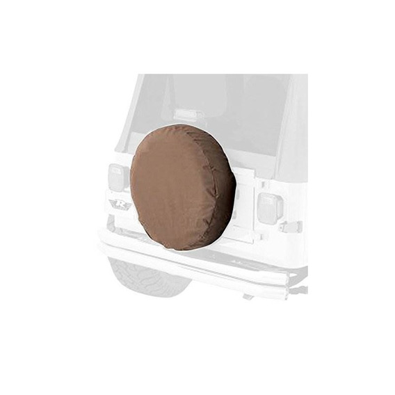 Rampage Jeep 773217 Spice Cubierta De Repuesto Para Neumátic