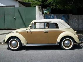 Volkswagen - Fusca Conversível