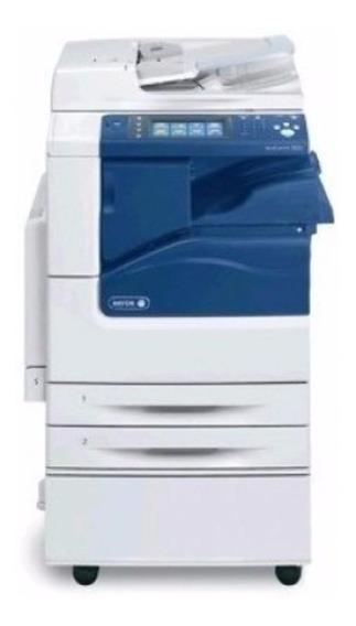 Multifuncional Xerox Workcentre 7225 - Nova - Sem Toner