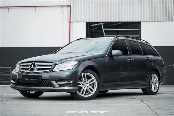 Mercedes-benz C 180 1.8 Cgi Touring 16v Turbo