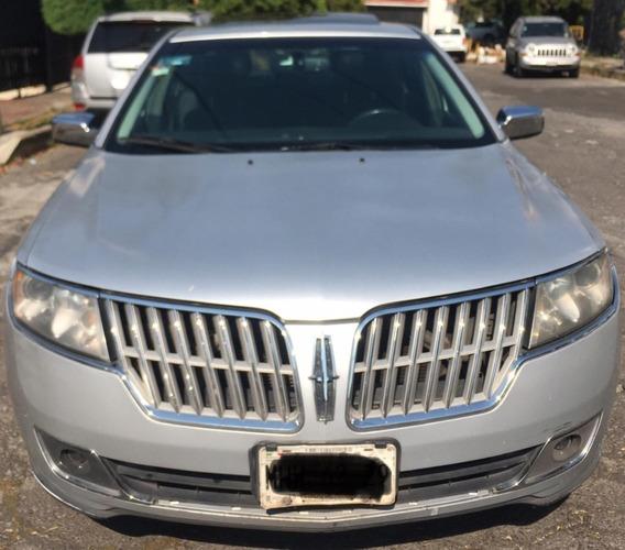 Lincoln Mkz Premium V6 2011 Color Gris