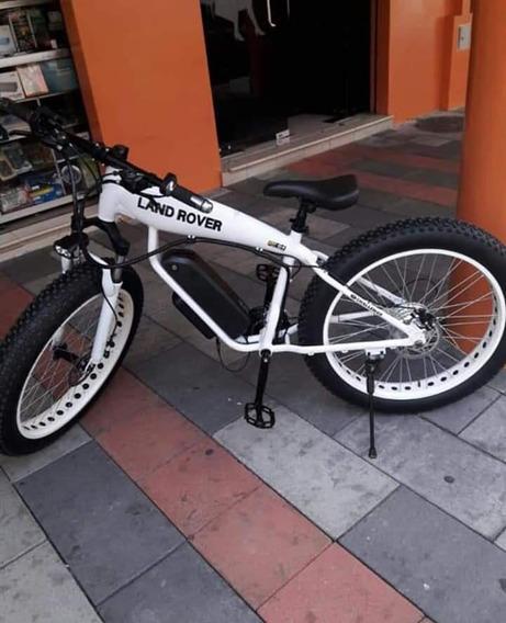 Bicicleta Eléctrica Potente