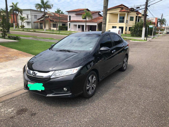 Honda City 1.5 Exl Flex Aut. 4p 2015