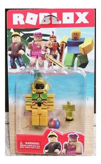 Muñecos Tipo Lego De Roblox + Accesorios
