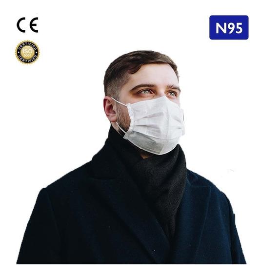 Paquete De 5 Cubrebocas N95 Uso Médico Motex