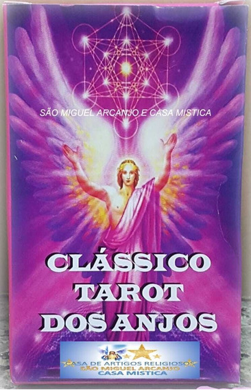 Tarô Dos Anjos Classico 22 Cartas E Manual