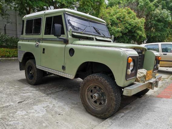 Land Rover Santana 1980