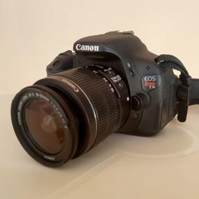 Câmera Canon T3i + Kit