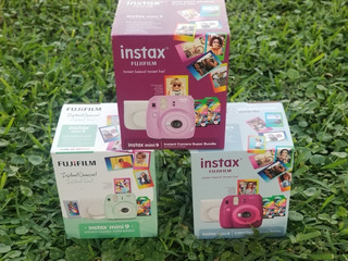 Combo Instax Mini 9