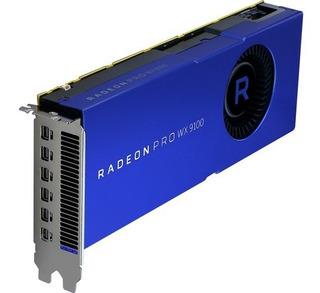 Tarjeta Gráfica Amd Radeon Pro Wx 9100