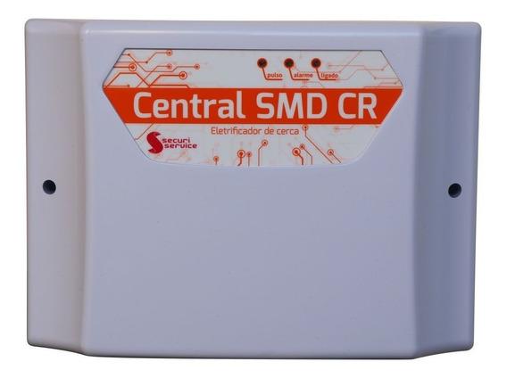 Central De Choque Para Cerca Eletrica Residencial Smd Cr